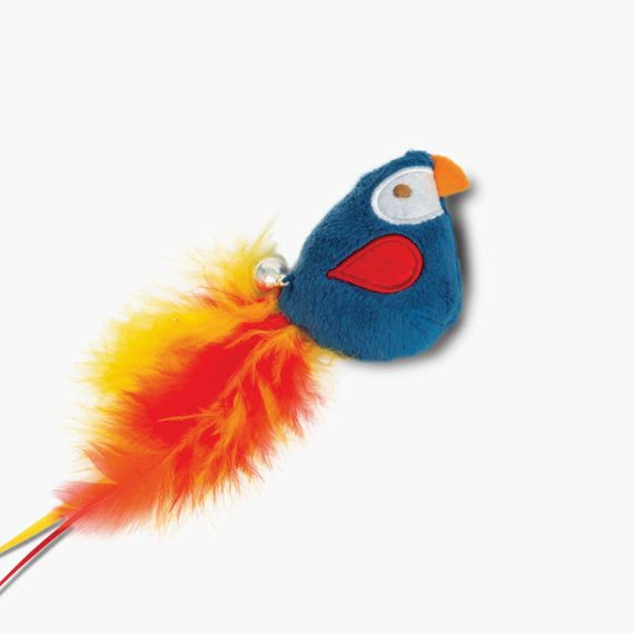 42481 - Pirates Catnip Toy - Parrot