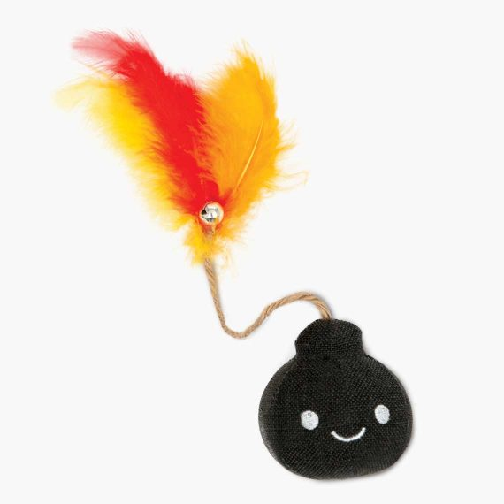 42482 - Pirates Catnip Toy - Bomb