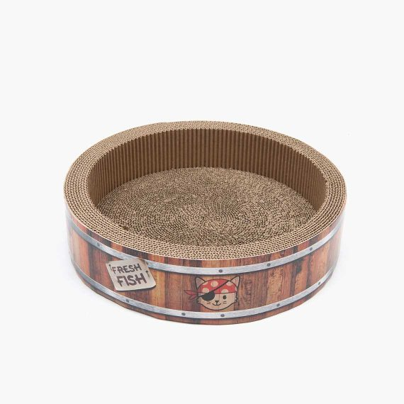 42488 - Pirates Barrel Scratcher - small