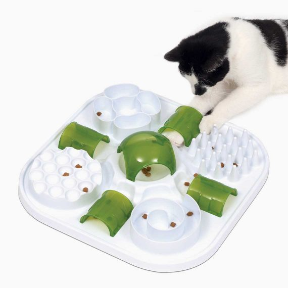 43010 Catit Play Treat Puzzle