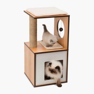 52075 - Vesper Box Small – Walnut