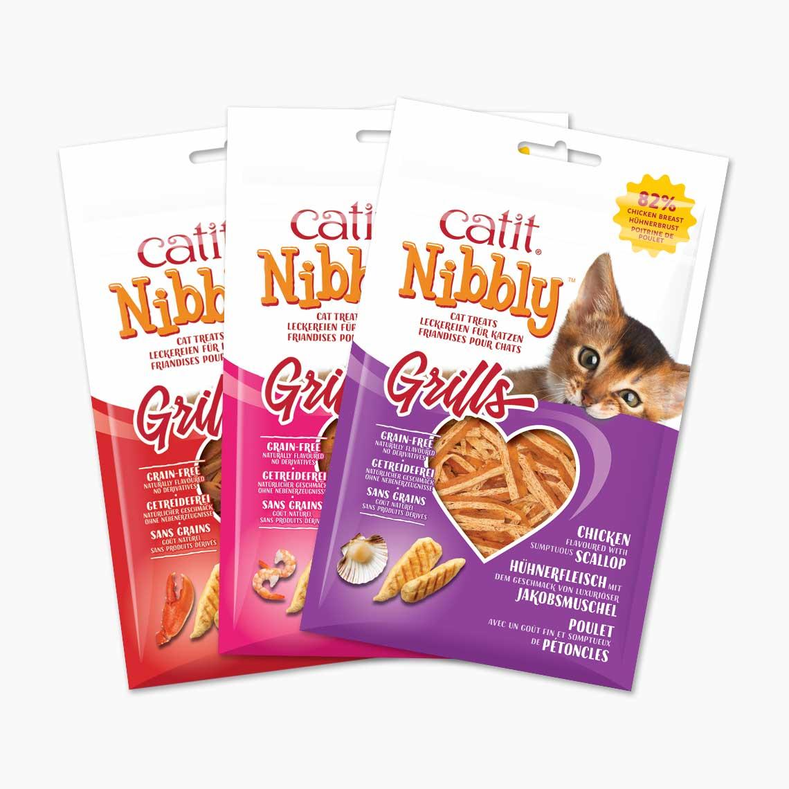 Régals Catit Nibbly Grills