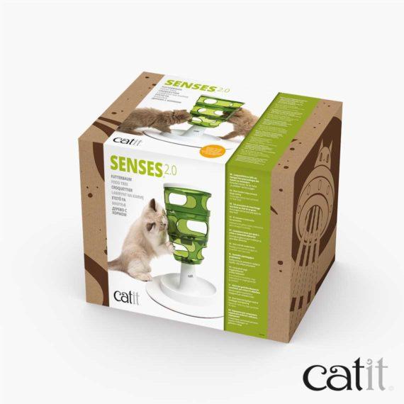 Croquettier Senses 2.0 Catit - Emballage