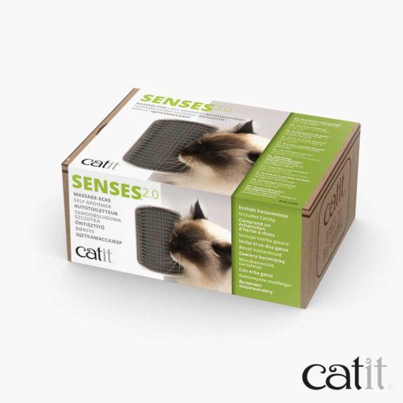 Autotoiletteur Senses 2.0 Catit - Emballage