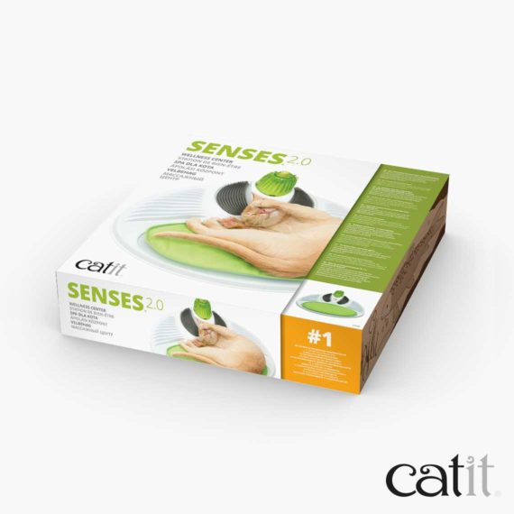 Station de Bien Être Senses 2.0 Catit – Emballage