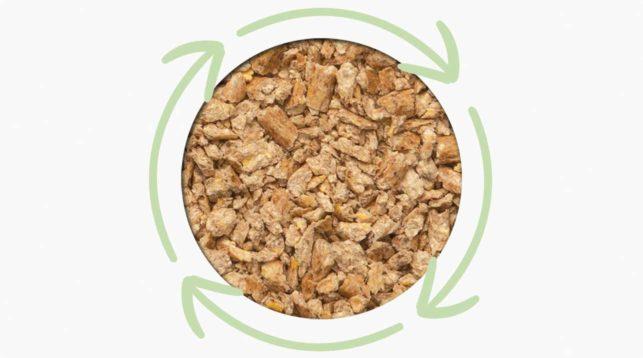 la litière à base végétale constitue un choix sûr et écologique pour la planète