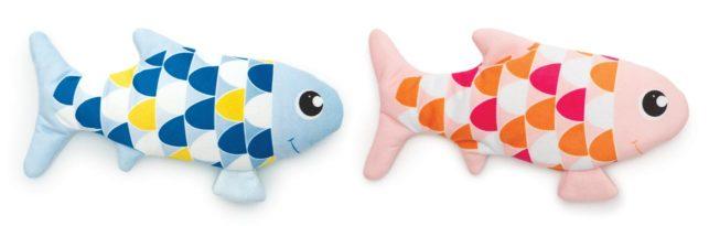43021-43022 blue et rose poisson